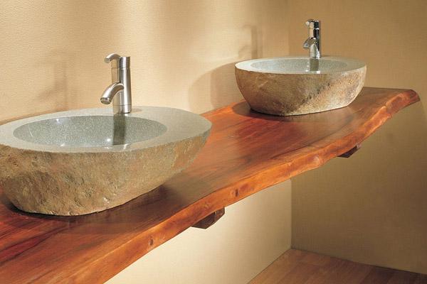 Eiken Werkblad Badkamer : Houten werkbladen keuken decoratie interieur badkamer